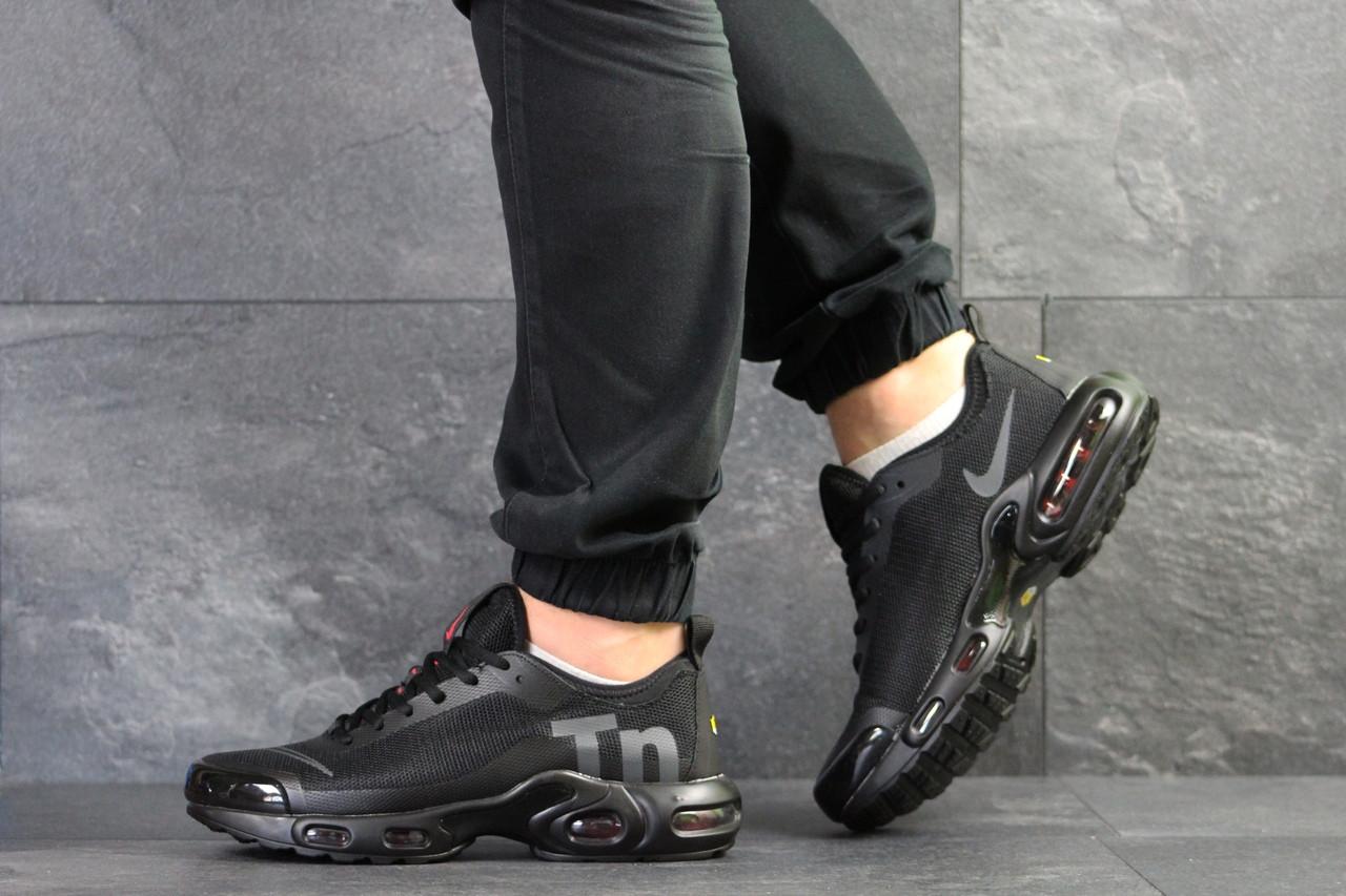 Кроссовки мужские Nike air max Tn,черные