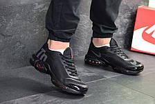 Кроссовки мужские Nike air max Tn,черные , фото 2