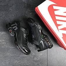 Кроссовки мужские Nike air max Tn,черные , фото 3