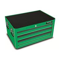 Ящик для инструмента Toptul 3 секции под верстак TBAA0304