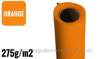 Студийный полиэстеровый фон Massa 1,5х5 м (оранжевый)