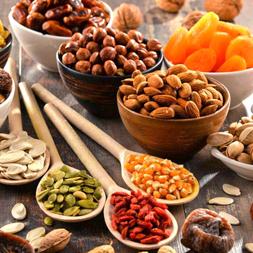 Цукаты, Сухофрукты, Орешки