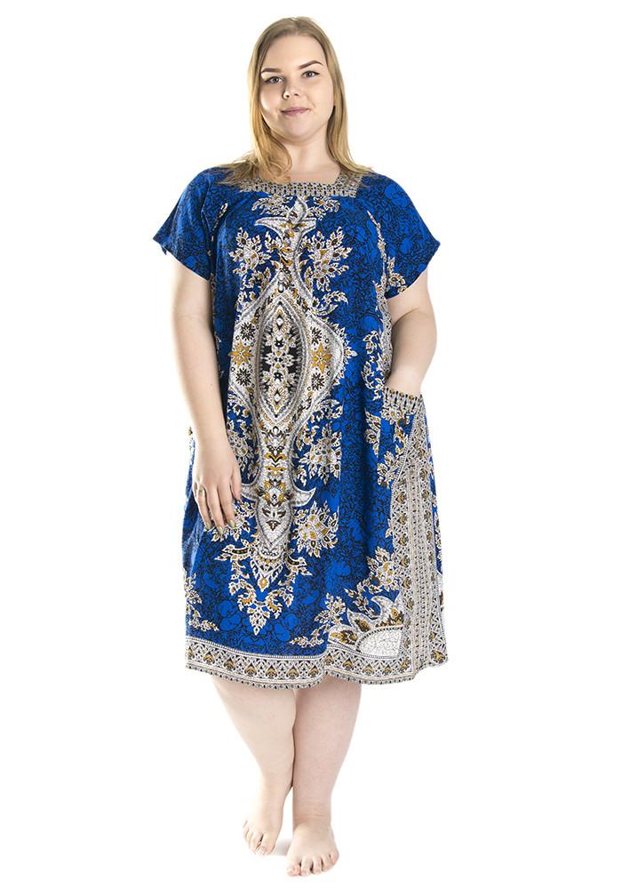 Женское летнее платье 1204-27