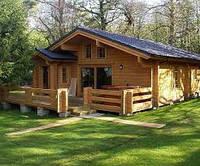 Построить дачные дома из дерева под ключ недорого