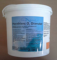 Химия для бассейна кислород гранулированный Fresh Pool 5 кг