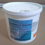 Химия для бассейна кислород гранулированный Fresh Pool 5 кг, фото 3