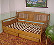 """Кровать из серии """"Орфей"""". Массив - сосна, ольха, береза, дуб., фото 2"""
