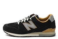 Мужские кроссовки New Balance 996 black-gold