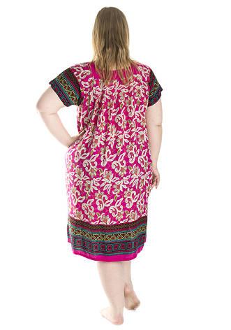 Женское платье с карманами 1204-28, фото 2