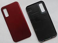 Задняя крышка для Samsung S5230, Бордовая, Сервисный ОРИГИНАЛ/Samsung GT-S5230