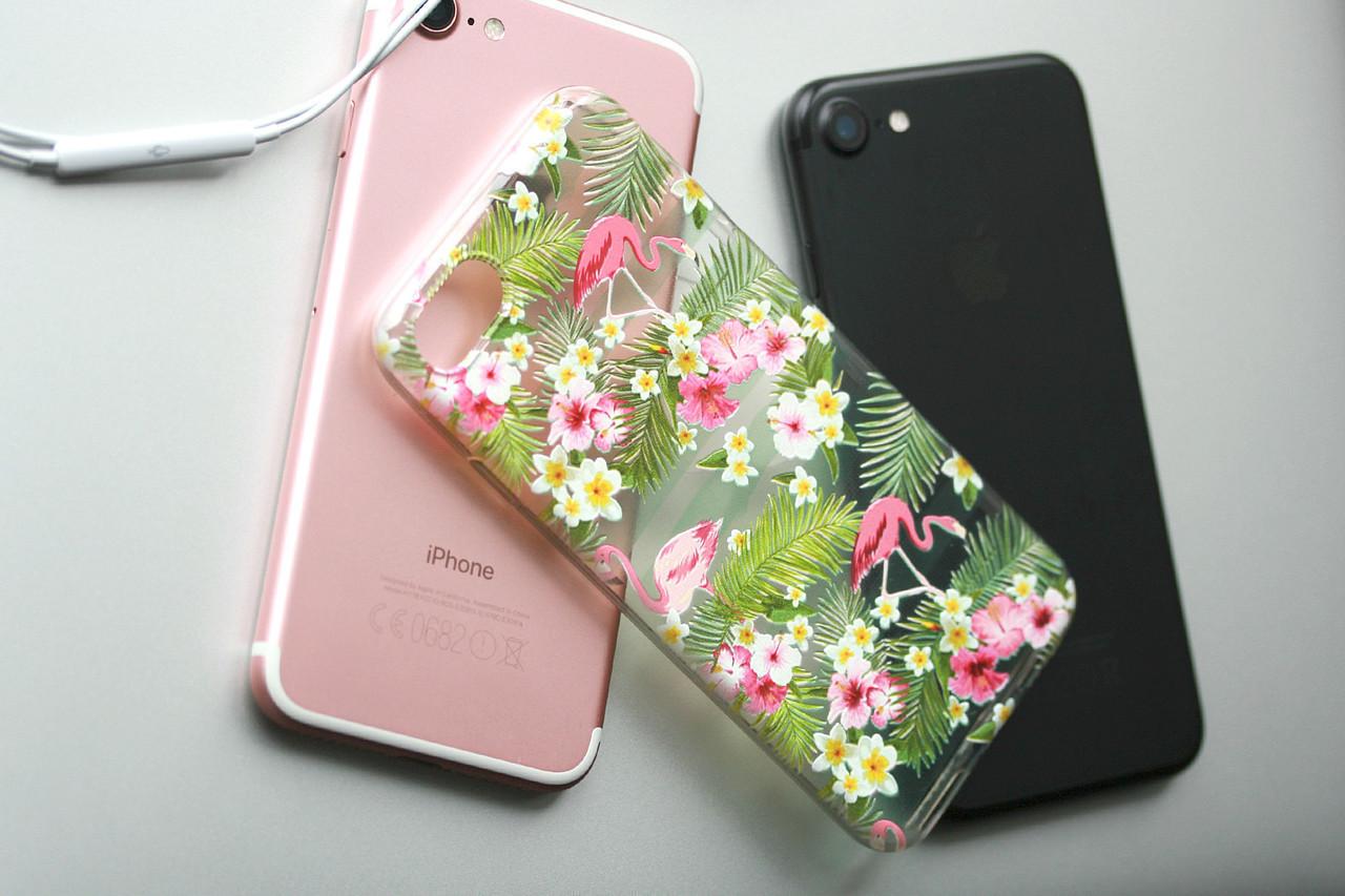 Чехол на Xiaomi Redmi Note 7 с рельефным принтом Flamenco Чехлы для телефонов Xiaomi