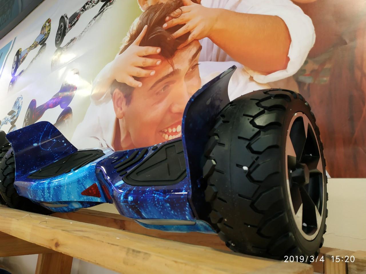 SmartWay Kiwano KO-X PRO 1100W космос синий