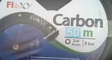 """Шланг поливочный CARBON Ø3/4"""", 50м, фото 2"""