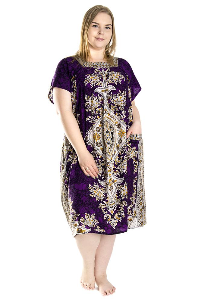 Женское платье с карманами 1204-33