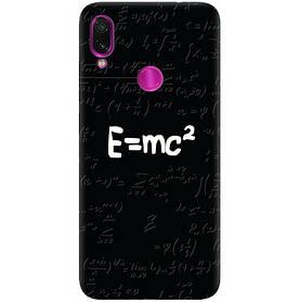 Чехол на Xiaomi Redmi Note 7 Einstein