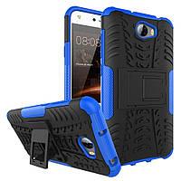 Чехол Armor Case для Huawei Y5 II Синий