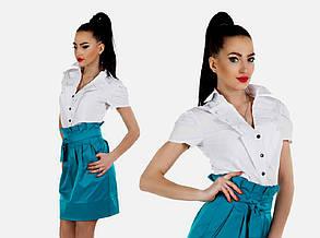 ДР278 Рубашка женская размеры 46-48, фото 2