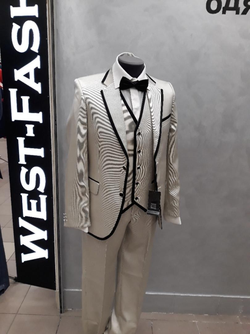 Мужской костюм West-Fashion модель 1001