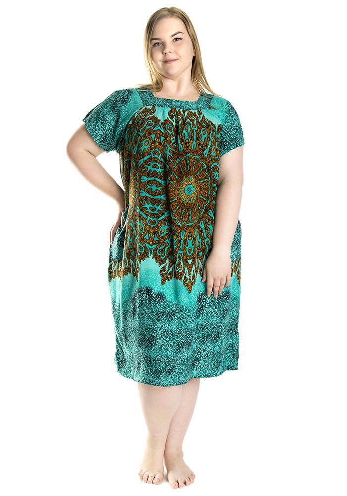 Женское летнее платье 1204-34