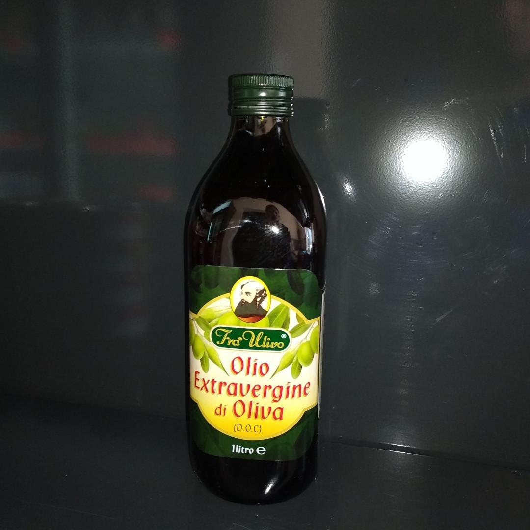 Оливкова олія Fra Ulio Olio ExtraVergine di Oliva 1 л.