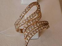 Женские кольца золотые