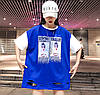 Прямая женская футболка удлиненная (в расцветках), фото 6