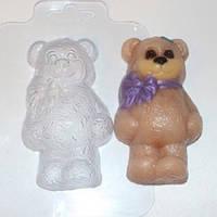 """Форма пластиковая """"Медведь с бантиком"""" Ideal Brand"""