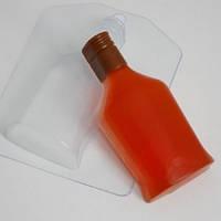 """Форма пластиковая """"Бутылка коньяка"""" Ideal Brand"""