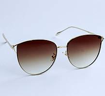 Женские солнцезащитные очки бабочки