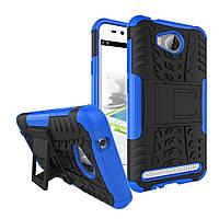 Чехол Armor Case для Huawei Y3 II Синий