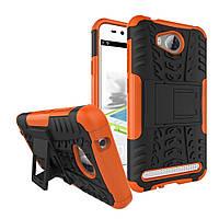 Чехол Armor Case для Huawei Y3 II Оранжевый
