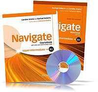 Navigate B2 Upper-Intermediate, Coursebook + Workbook / Учебник + Тетрадь (комплект с дисками) английского языка
