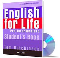 English for Life Pre-Intermediate, Student's Book+CD / Учебник с диском английского языка