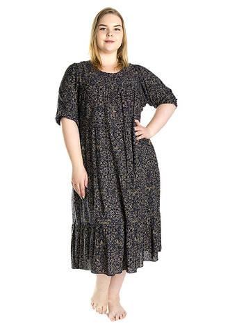 Женское летнее платье 1234-2, фото 2