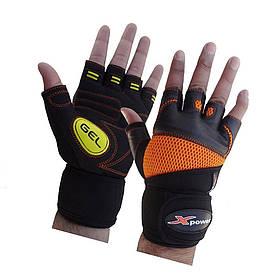 Перчатки для фитнеса X-power 9006 L/10