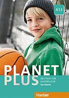 Planet Plus A1.1, Kursbuch / Учебник немецкого языка