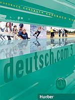 Deutsch.com 3, Kursbuch / Учебник немецкого языка