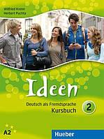 Ideen 2, Kursbuch / Учебник немецкого языка