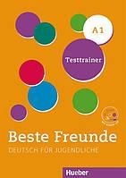 Beste Freunde А1, Testtrainer mit Audio-CD / Тесты с диском немецкого языка