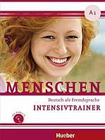 Menschen А1, Intensivtrainer mit Audio-CD / Тесты с диском немецкого языка