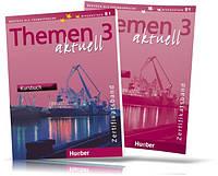 Themen Aktuell 3, Kursbuch + Arbeitsbuch / Учебник + Тетрадь (комплект) немецкого языка