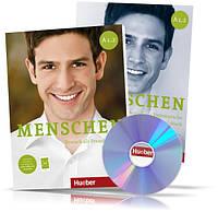 Menschen A1.2, Kursbuch + Arbeitsbuch / Учебник + Тетрадь (комплект с дисками) немецкого языка