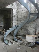Несущие металлоконструкции лестниц - проектирование, изготовление, монтаж.