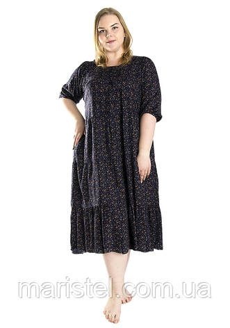 Женское летнее платье 1234-4, фото 2