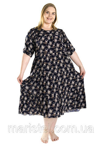 Женское летнее платье 1234-5, фото 2