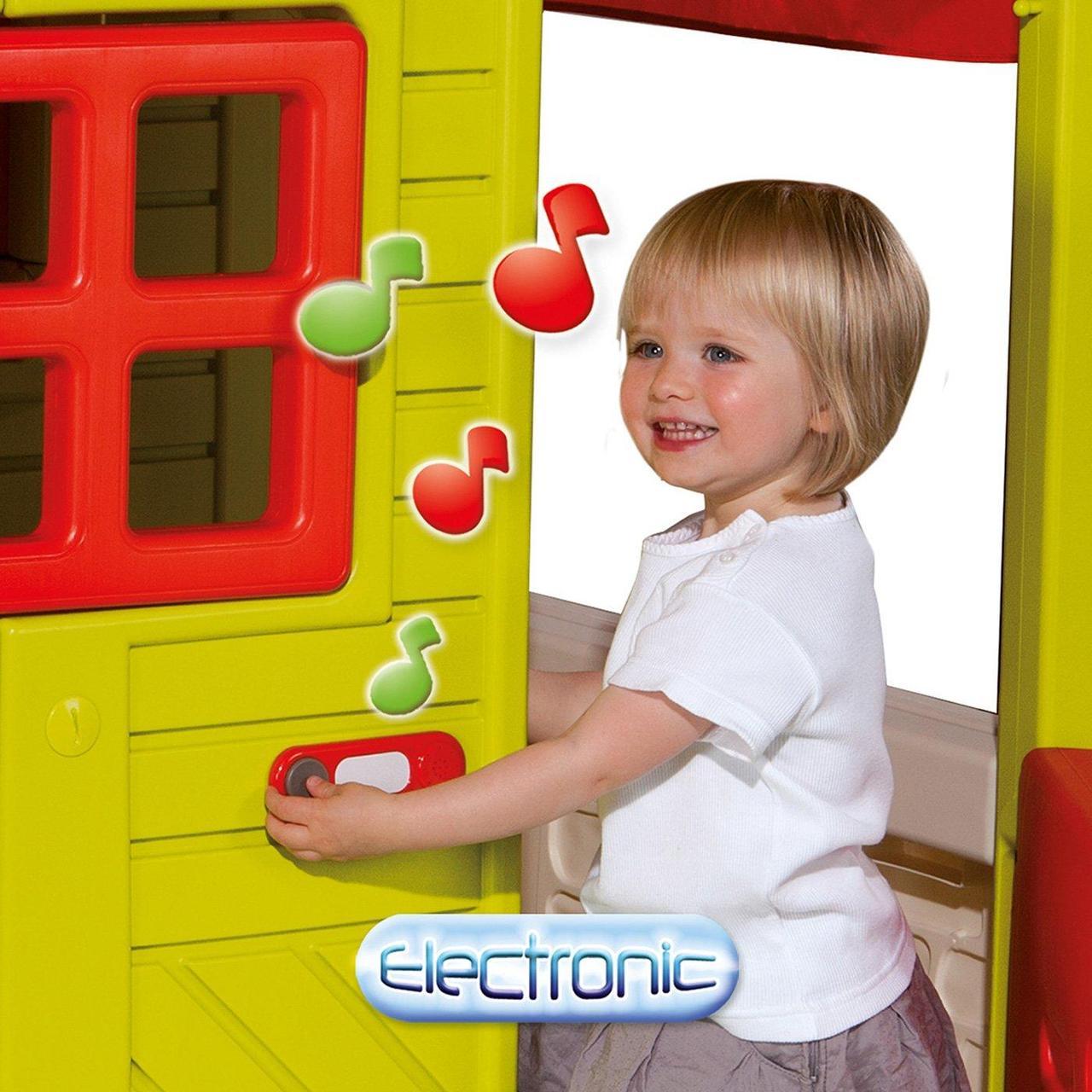 Звонок для детского игрового домика Smoby 810908
