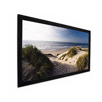 "Projecta HomeScreen Deluxe 173x296 (126"") HDTV(16:9) HCCV проекционный экран на раме, фото 1"