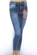 Жіночі джинси американки напів батали, фото 2