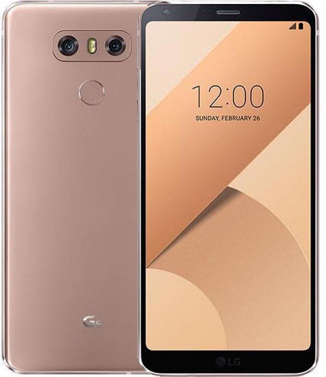 Смартфон LG G6 64GB (G600L)
