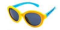 Стильные модные очки детские Shrek Polaroid
